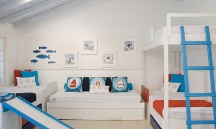Como tornar o quarto do seu filho mais funcional