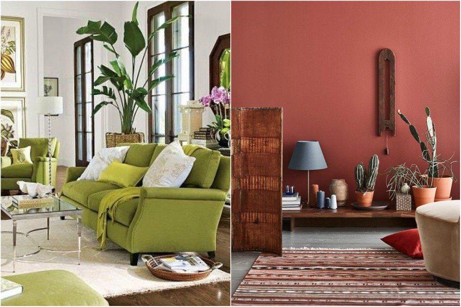 Entenda como as cores da sua casa podem influenciar no seu humor